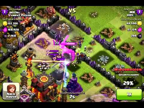 BEST Clash of Clans Defense Strategy for Town Hall level 10