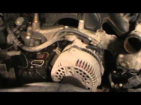 F-150 coolant leak
