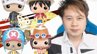 One Piece - Anime - All Funko POP! Unboxing! (Luffy/Law/Ace/Chopper)