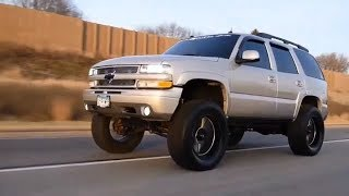 Lifted Tahoe SUV GOALS