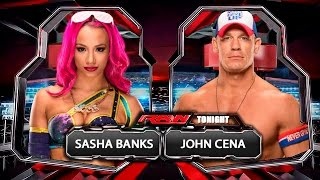 Top 10 WWE Man vs Woman Matches #2