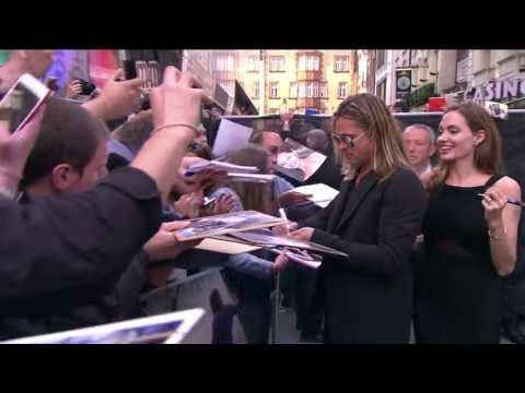 World War Z -- World Premiere in London