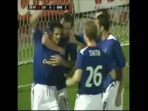 Kris Boyd Goal vs Livorno UEFA Cup 19th October 2006