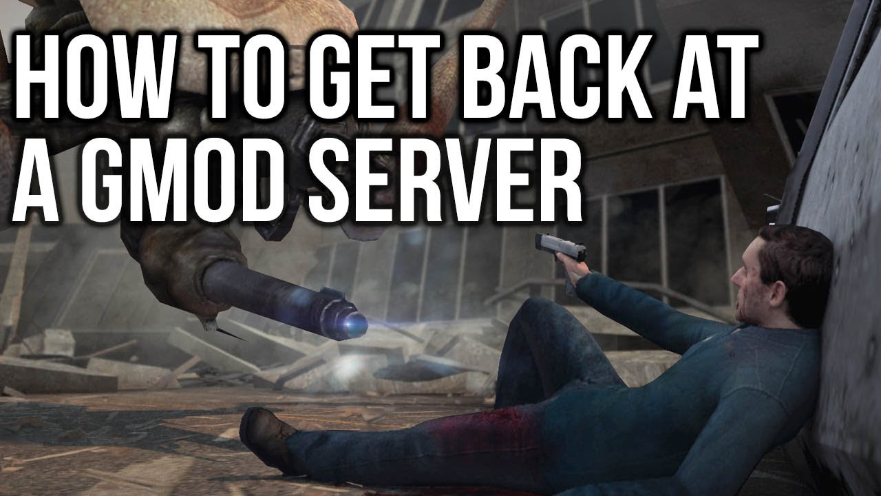 how to find a server on gmod