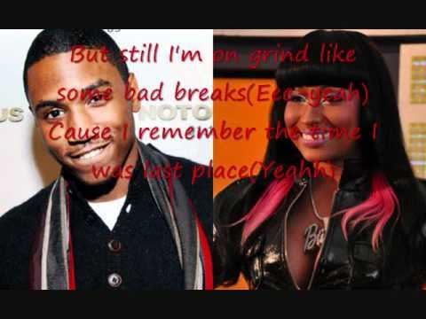 Lemonade Nicki Minaj Ft. Trey Songz (Original) Lyrics