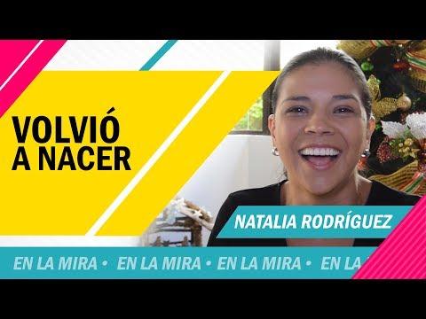 Natalia Rodríguez vuelve a nacer tras su accidente