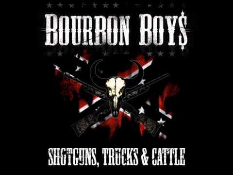Bourbon Boys - Pour Some Bourbon On Me