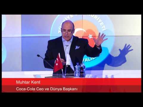 Muhtar Kent Coca-Cola Ceo'su ve Dünya Başkanı UEZ2013