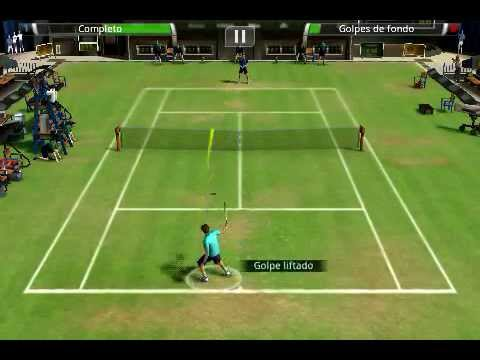 VIRTUAL TENNIS CHALLENGE v 4.0 APK+SD PARA TODAS LAS RESOLUCIONES ANDROID