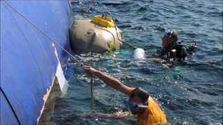 Sea Help - Sailing Yacht Salvage at Kornati Islands