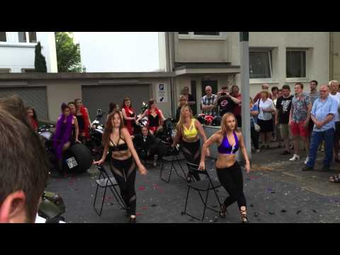 "This World - Part 4 of the show during ""Sommerfest 2015"" at Lenné Snack Bonn"