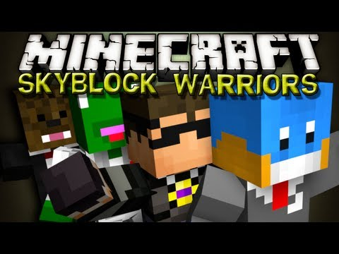 Minecraft - SkyBlock Warriors!! I'M NOT A FAILURE!! - 2