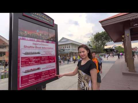Bangkok Venice Suite (How to go to Asiatique)