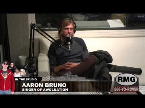 Aaron Bruno from Awolnation Interviewed