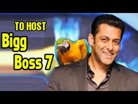 Salman Khan to host Bigg Boss 7