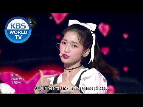 OH MY GIRL - ECHO | 오마이걸 - 메아리 [Music Bank COMEBACK / 2018.09.14]