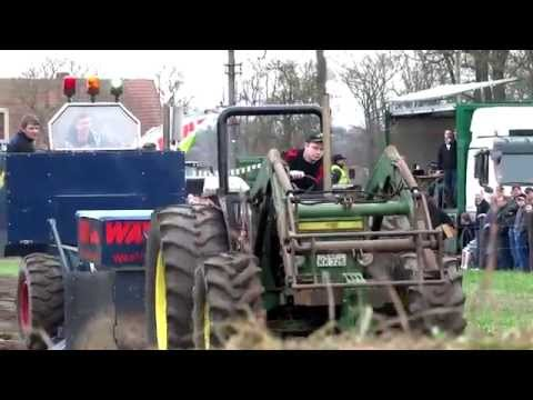 TRECKER TRECK STEMWEDE-HUNTEBURG  2013 - TRACKTOR-PULLING 2013