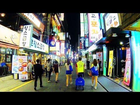 SEOUL WALK - Monday evening in Jongno (종로에서 보낸 월요일 저녁) [Z1 Pround + GoPro]