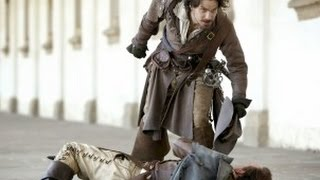 """The Musketeers After Show Season 1 Episode 4 """"The Good Soldier"""" 