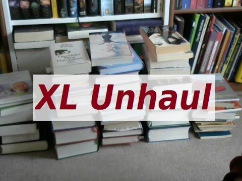[XL Unhaul] Aussortierte Bücher Januar 2017