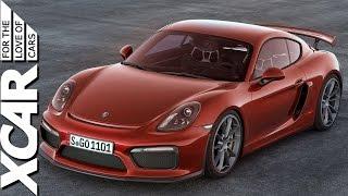Porsche Cayman GT4: Better Than A 911? - XCAR