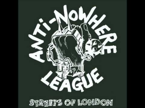 Anti-nowhere League - How Does It Feel