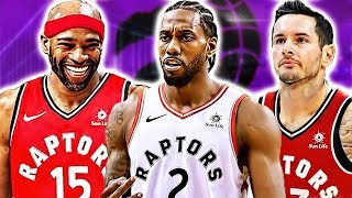 What's Next For The Toronto Raptors!? Vince Carter To Return in 2019-2020?