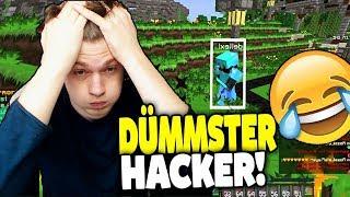 Das ist der dümmste Hacker der Welt ...