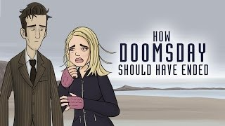 (3.54 MB) Doctor Who:  How Doomsday Should Have Ended Mp3