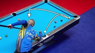 TOP 10 BEST SHOTS! Mosconi Cup 2017 (9-ball Pool)
