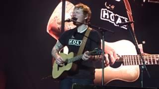 Ed sheeran perfect live in Dublin April 2017