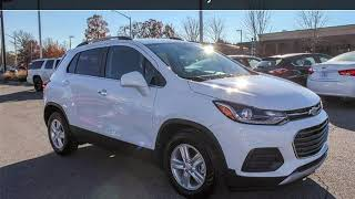 2019 Chevrolet Trax LT New Cars - Charlotte,NC - 2019-04-19