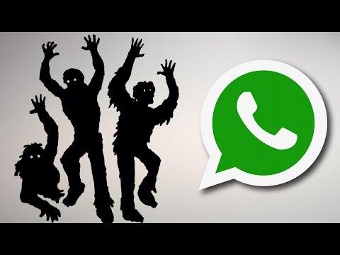 Gefährlicher Whatsapp-Kettenbrief im Umlauf..
