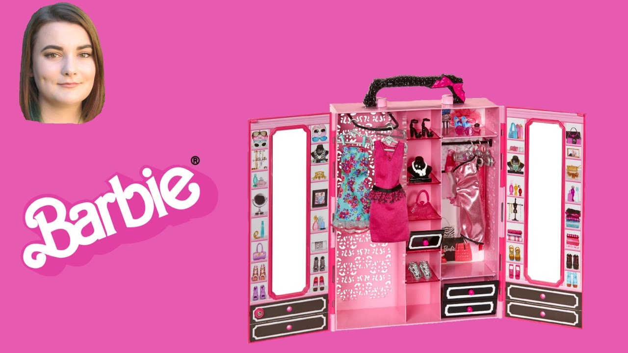 Barbie fashionista ultimate wardrobe 22