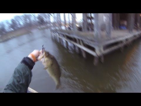 Sealy Outdoors BigBassSplash 2013- Lake Guntersville- EastTNFishing GoPro Hero 3 Black