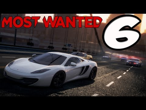 MCLAREN MP4-12C VS LEXUS LFA | BLACK LIST #6 | NFS MOST WANTED