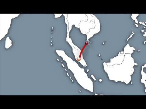 Malaysia Airlines MH370 crashed over southern Indian Ocean