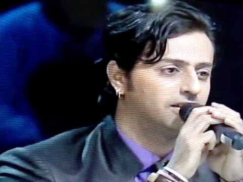 Indian Idol Sanwre Tere Bin Devinder 31 8 2012 video