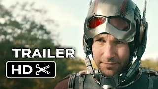 Video clip Ant-Man Official Trailer #1 (2015) - Paul Rudd, Evangeline Lilly Marvel Movie HD
