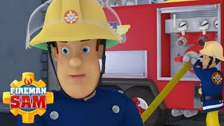 Fireman Sam US Official: Mandy the Mechanic | Learn About Jobs #4