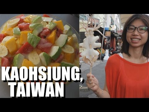 Taiwan Travel: Exploring Kaohsiung and Food!