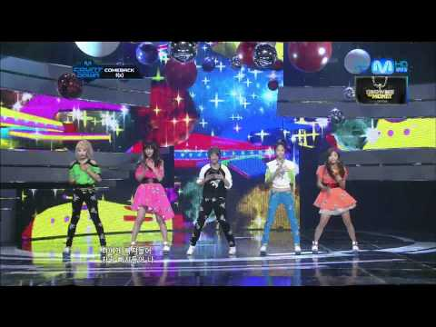FX (에프엑스) 제트별 (Jet) + intro + Electric Shock Music Videos