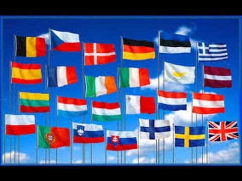 Comunidad Económica Europea / European Economic Community [IGEO.TV]