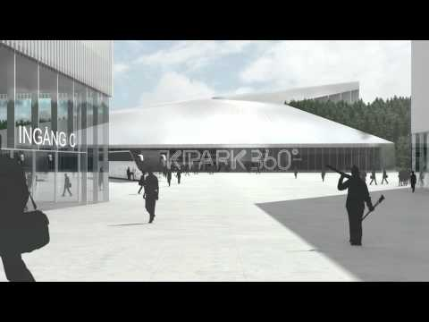Skipark360 - scandinavian indoor skiing