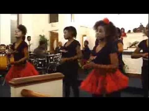 "Christian Community Fellowship Youth ""Take Me to the King"""