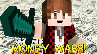 Minecraft: MONEY WARS GAME #9 - CONTROLLING THE CENTER (Epic Mini-Game)
