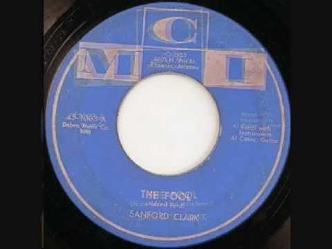 SANFORD CLARK    The Fool (original)