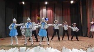 видео танец бескозырка белая для дошкольников