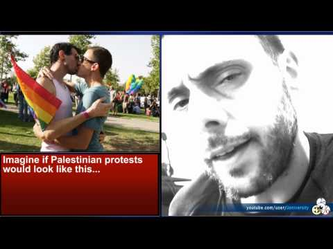 Gay Perspective Of The Arab - Israeli Conflict video