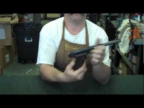Gunsmithing: High Standard Dura-Matic .22 Rimfire (Gunworks)
